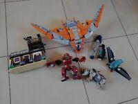 LEGO MARVEL SUPER HEROES AVENGERS PACK - X5 SETS 76101 76103 76107 76104 76099