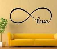 Removable Love Design Wall Stickers Art Vinyl Quote Decal Mural Home Bedroom PVC