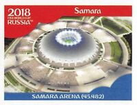 stickers Panini coupe du monde Russie 2018 - N° 16