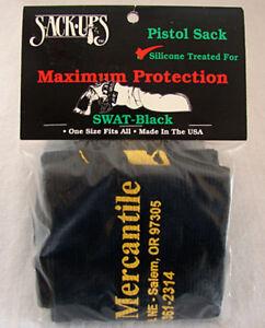 Sack-Ups Pistol Black Sack #201