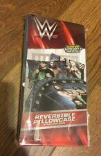 Wwe Mircofiber Super Soft Reversible Pillowcase (Cena Roman Daniel Orton) New