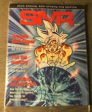 SMR price guide magazine 2020 JULY dragon ball z beckett BGS PSA TCG pokemon