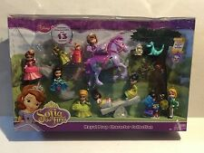 Brand New~Sealed~Disney~Sofia The First~Royal Prep~Doll Figure Collection