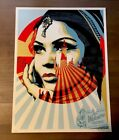 Shepard Fairey Obey TARGET EXCEPTIONS Signed Numbered Screen Print RARE
