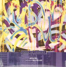 Panic of Looking  Brian Eno Vinyl Record