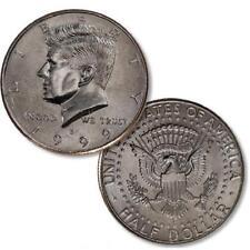 BU ROLL OF 1999-D HALF DOLLARS