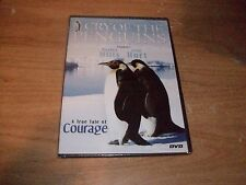 Cry of The Penguines A True Tale of Courage (DVD Movie, 2007) John Hurt NEW