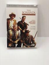 The Bonanza Classic Collection (DVD, 2009, 4-Disc Set)