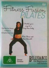 FITNESS FUSION PILATES DVD - &
