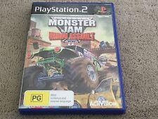 Monster Jam Urban Assault  - Playstation 2 - PS2