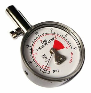 Lion Tyre Pressure Gauge Professional 60 PSI Dial Type