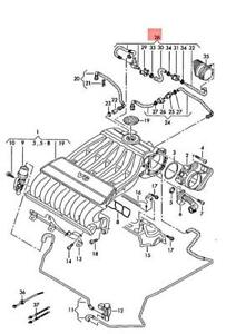Genuine Suction jet pump VW Passat 3C2 3C5 03H133750