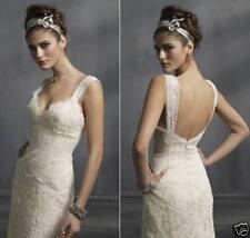 SUR MESURE ! Superbe robe de Mariée  M324