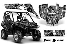CAN-AM COMMANDER 800R 800XT 1000 1000XT 1000X GRAPHICS KIT DECALS STICKERS FBBS