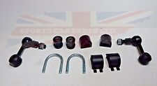 New Poly Sway Bar Bushings, Brackets, and Ends Set for Triumph Spitfire 1962-70