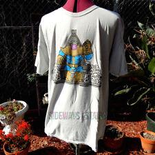 Thanos Space Throne T-Shirt gauntlet infinity stone comic cartoon art glitter