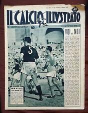 Il calcio illustrato 1948 N° 25   Amadeo Amadei, Napoli-Bologna       23/6