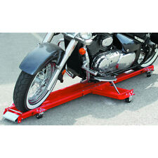 Low Profile 1250 Lb. Motorcycle Dolly Storage Cart w/ Swivel Casters FREE FEDEX