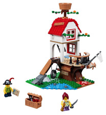 LEGO Creator 3-in-1 Treehouse Treasures & Pirate Ship (31078) Sealed New