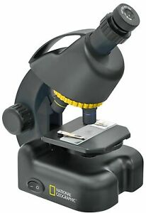 National Geographic Microscope 40x-640x with Smartphone Holder #9119501 (UK) NEW