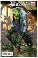 Amazing Spider-Man #7 Lizard La Mole Con J Scott CampbellVariant NM+ 9.6