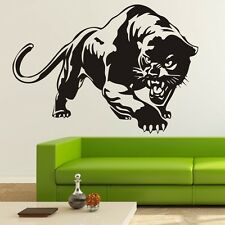 One Large Leopard Wall Decor Removable Home Vinyl Decal Sticker Art DIY Mural