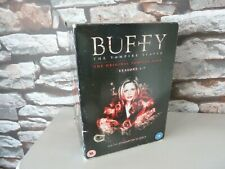 BUFFY VAMPIRE SLAYER - COMPLETE SEASONS 1 - 7 DVD SET -  FAST/FREE POST
