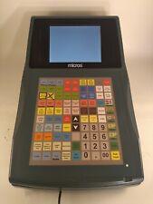 Micros Keyboard Workstation 270 Kw270 Point of Sale Pos Terminal 400900-001