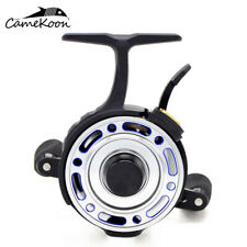 CAMEKOON FI500 Inline Ice Fishing Reel 2.5:1 Gear Ratio Left/Right Hand Retrieve