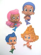 3D U Pick Scooby Doo Smurf Bubble Guppies Scrapbook Card Paper Embellishment