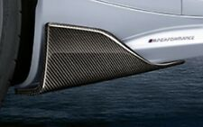 Original BMW M2 F87 Schwelleraufsatz Carbon M Performance side sill Attachment