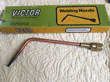 Vintage Victor Welding Nozzle 4 T 13 Made In Usa