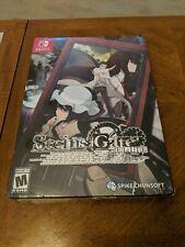 Steins;Gate Elite Limited Edition Nintendo Switch