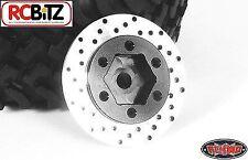 """6 lug Stamped 1.55"""" 1.7"""" Beadlock Wheel BRAKE ROTOR DISC Hex Hubs RC4WD Z-S0529"""