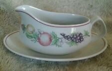 Boots Orchard 1980/90s Gravy Boat with Stand Brand New (Pls See Description)