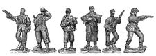 CP Models WH09 20mm Diecast WWII German Infantry in Greatcoats on Guard Duty