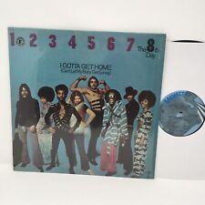 The 8th Day In Shrink I Gotta Get Home Original Vinyl Lp Invictus Records St9809