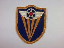 Armabzeichen U.S.Air Force 4th Air Force Frühe Fertigung 2WK oder Korea