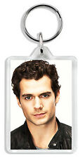 Henry Cavill 003 (Superman) Keyring / Bag Tag *Great Gift*