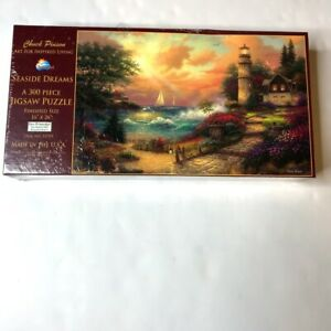 SunsOut Seaside Dreams 300 Piece Jigsaw Puzzle