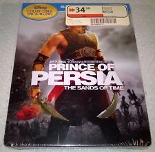Prince of Persia (2010, Canada) Futureshop Exclusive Ironpack NEW