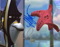 """~~ WILLEM DAFOE & ALLISON JANNEY Authentic Hand-Signed """"Finding Dory"""" 8x10 Photo"""