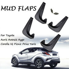 XUKEY Mud Flaps Mudguard Splash Guards Mudflaps For Toyota Auris Corolla Yaris