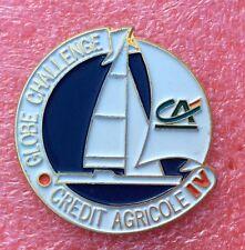 Pins VENDÉE GLOBE CHALLENGE bateau Crédit Agricole Course Solitaire