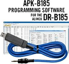 Rt Systems Apk-B185-Usb Programming Software w/ Usb Cable for the Alinco Dr-B185