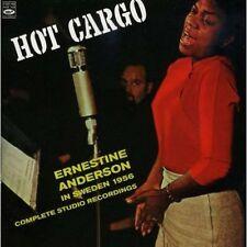 Ernestine Anderson HOT CARGO - ERNESTINE ANDERSON IN SWEDEN 1956