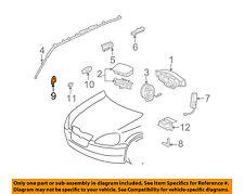 89831-05010 Toyota Sensor assy, side air bag, rh 8983105010, New Genuine OEM Par