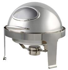 Rolltop chafing Dish cibi più caldo caldo contenitore di interruzione Ø 48 x 46 cm gastlando