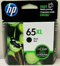 New Genuine HP 65XL Black Ink Cartridge Box Deskjet 3758 3730 3752 Envy 5010
