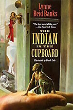 Complete Set Series Lot of 5 Indian in Cupboard books by Lynne Banks Children's